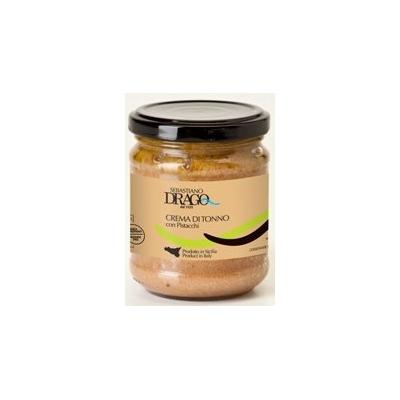 Crème de thon avec pistaches