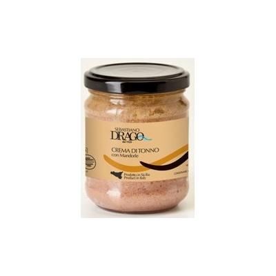 Crème de thon avec amandes