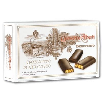 Croccantini au chocolat noir