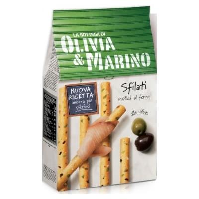 Sfilati Rustici al Forno alle Olive