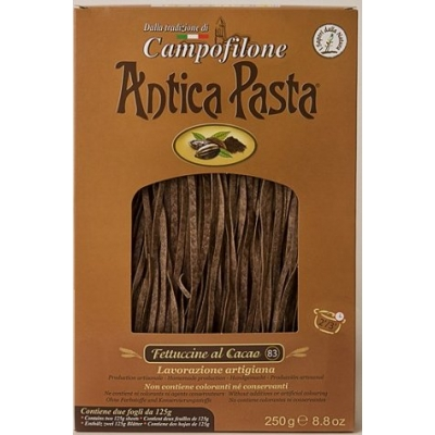 Fettuccine au Cacao