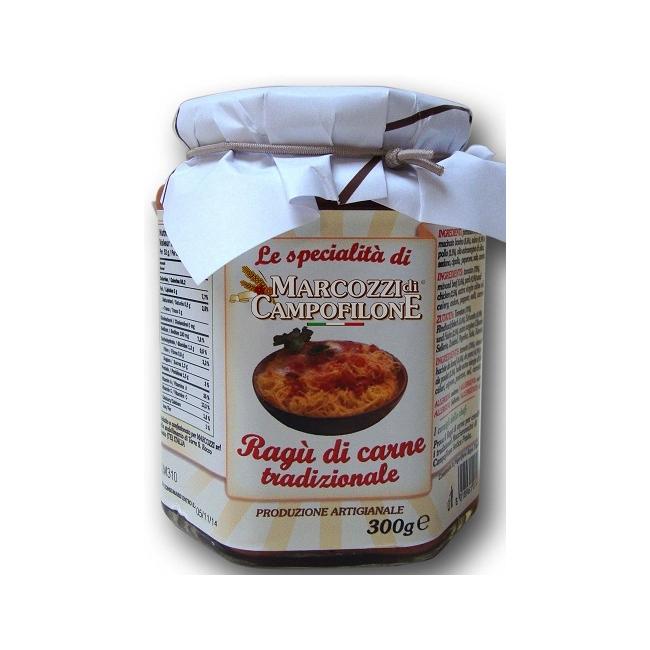 Ragù de Viande Traditionnel