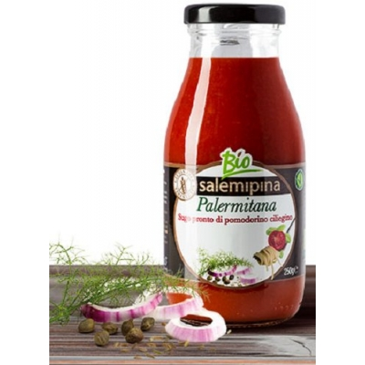 Sauce bio Palermitana