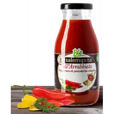 Sauce bio all' Arrabbiata