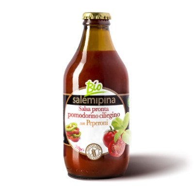 Sauce tomate cerise Bio italienne