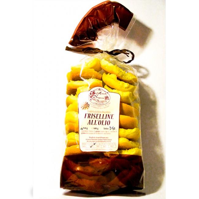 Friselline à l'huile d'olive